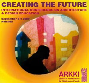 Creating the Future logo